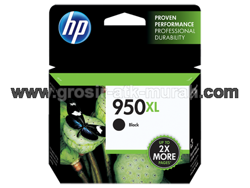 HP Black Ink Cartridge 950XL (CN045AA)